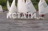 Международная парусная регата проходит на Гребном канале