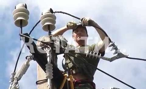 Временное затемнение вызвало бурю негодования в поселке Нагулино