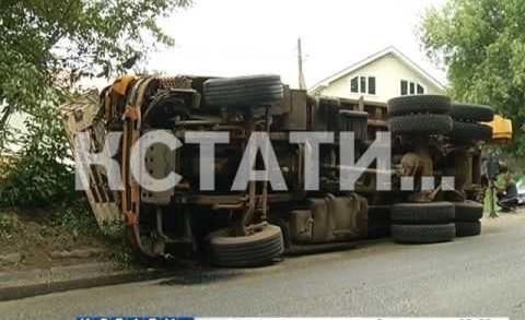 Аварийная тенденция — улица Лысогорская стала постоянным источником ДТП