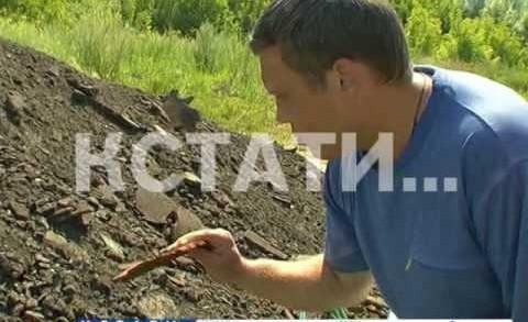 Бдительность жителей спасла берега реки Левинка от превращения в свалку