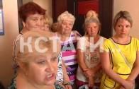 Чтобы заставить власти достроить дом, жители Решетихи взяли в осаду отдел полиции