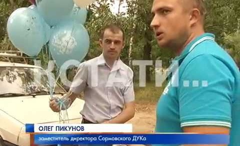 На борьбу с нерадивыми водителями вышли коммунальщики Сормовского района