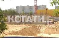 Шумовая атака — стройка нового дома лишила покоя жителей Дзержинска.