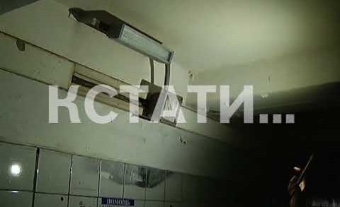 «Темную» устроили канавинские власти прохожим на Московском вокзале