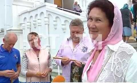 В Дивееве сегодня начали отмечать дни памяти преподобного Серафима Саровского