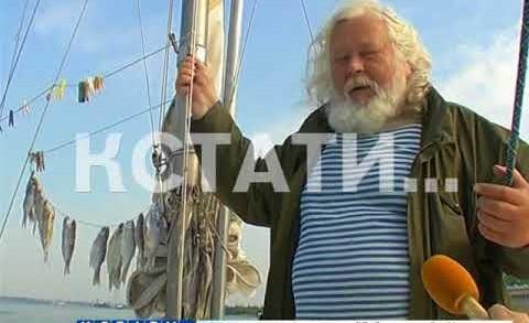 Два пенсионера на самодельном катамаране бороздят российские реки