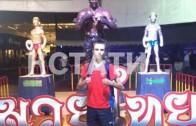Подросток из Красных Баков победил в мировом первенстве по тайскому боксу