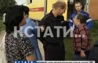 Полиции, пришлось защищать газовщиков от разбушевавшихся неплательщиков