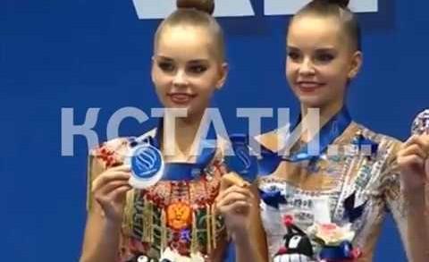Рекордный дебют — заволжские близняшки-гимнастки на чемпионате мира за 2 дня завоевали 8 медалей