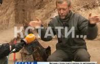 Топорная работа стала загадкой для нижегородских археологов