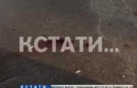 Девочка упала с моста в Дзержинске