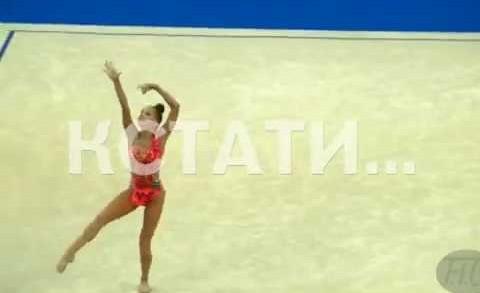 Лучшие гимнастки мира — дебютантки Чемпионата мира — сестры Аверины вернулись в Нижний Новгород