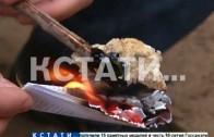 Неполезные ископаемые — нефтяной фонтан забил в Сормове