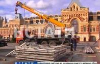 Нижегородская ярмарка спустя 20 лет откроет личико