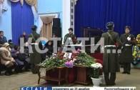 В Богородске простились с офицером, расстрелянным сослуживцем в Чечне