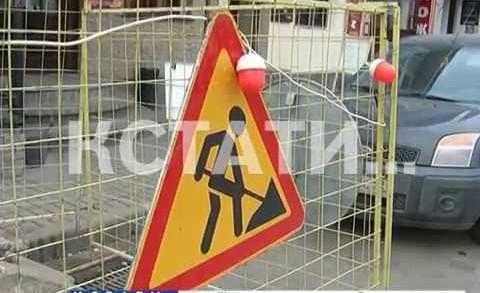 Коммунальная авария оставила работников одного из нижегородских кафе без штанов