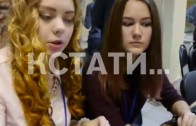 Лифт в будущее -хакатон «Робохак» прошел в Нижнем Новгороде