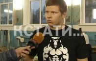 Нижегородский Геракл — в 17 лет студент из Балахны стал Чемпионом мира по пауэрлифтингу