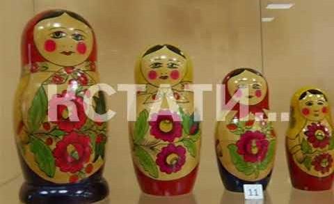 Самый большой в мире музей матрешки открылся в Семеновском районе