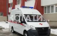 25 новых автомобилей скорой помощи отправились сегодня в 11 районов области и Нижнего Новгорода