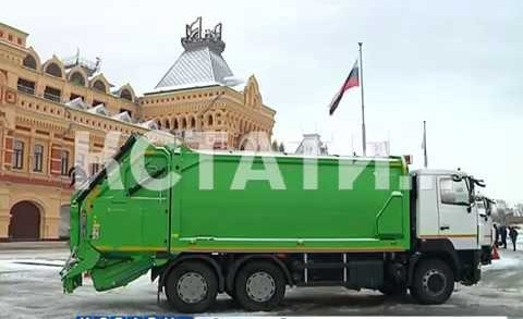 Белоруссия намерена поставлять коммунальную технику в Нижний Новгород