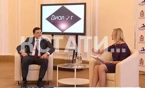 «Диалог на равных» — нижегородские студенты лично пообщались с первым лицом региона