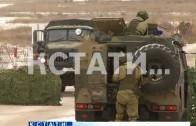 Руководители военной полиции со всей России проводят боевые сборы на Мулинском полигоне