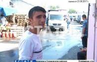 Сотрудники полиции задержали организаторов массовой драки на Кузбасском рынке