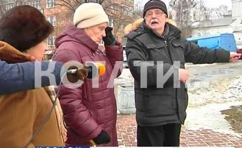 Водопад халатности разрушает набережную Федоровского