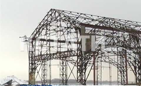Голые и жалкие — нижегородские пакгаузы освободили из бетонного плена