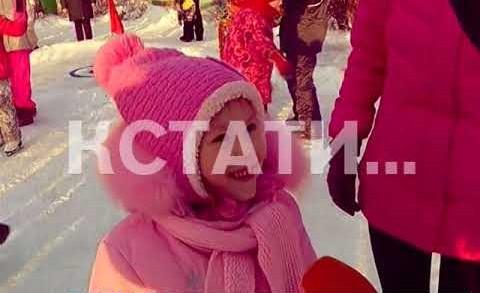 Нижегородские моржи провели репетицию крещенского купания