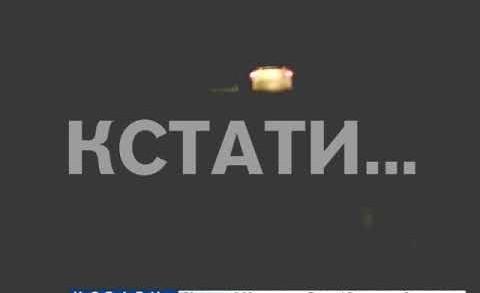 Погоню со стрельбой за пьяным водителем устроили полицейские в Павлове