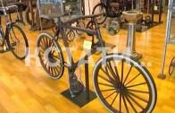 Двухколесный привет из прошлого — найденный на чердаке велосипед стал ценным музейным экспонатом