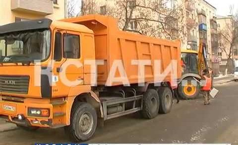 За качеством уборки во дворах и на дорогах стали следить депутаты городской думы