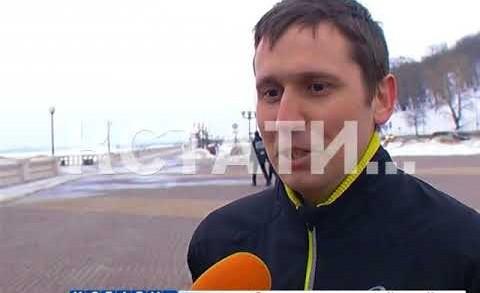 Бегом до Москвы — нижегородец пробежал 400 километров с травмой и без отдыха