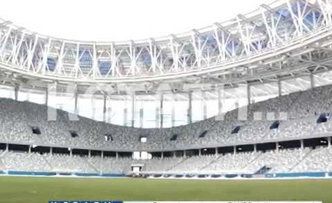 Делегация FIFA позитивно оценила ход подготовки стадиона «Нижний Новгород» к чемпионату