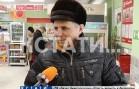 Дверной вышибала грабит магазины в Дзержинске