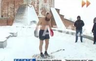 Физкультурник-экстремал установил рекорд приседаний на одной ноге