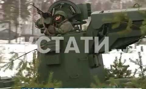 Гусеницами по минному полю — новую технику по разминированию испытывают нижегородские военные
