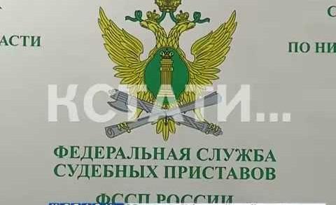 Судебный пристав, перепутавший свой карман с государственным задержан за мошенничество
