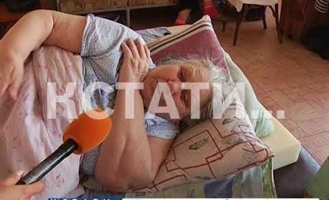 Глобальная оптимизация — из-за сокращения в Арзамасской больнице, пациенты лежат в коридорах
