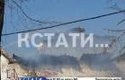 Кожевенный завод полыхнул в Богородске -150 человек пришлось экстренно эвакуировать