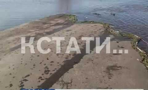 На работу на резиновой лодке — 11 мостов затоплены в Нижегородской области