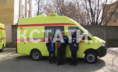Новые автомобили скорой помощи получили нижегородские медики