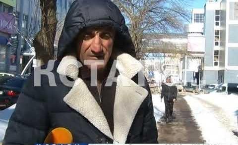 Убойная уборка — нижегородские тротуары начали чистить отбойными молотками