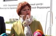В Нижегородскую область прибыл диамобиль