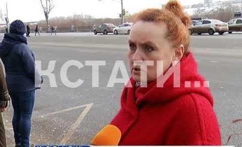 Зачистка на площади Ленина