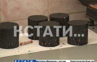 Качество асфальта еще на стадии его производства проверили сегодня в Нижегородской области