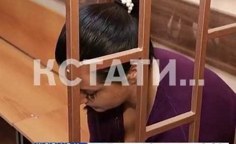 Мать-детоубийца арестована судом на два месяца