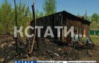 Неизвестный пироман за одну ночь совершил 5 поджогов в Сормовском районе